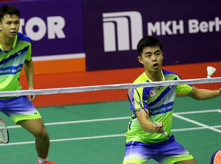 GC2018: MALAYSIA SEAL TWO BADMINTON GOLD MEDALS