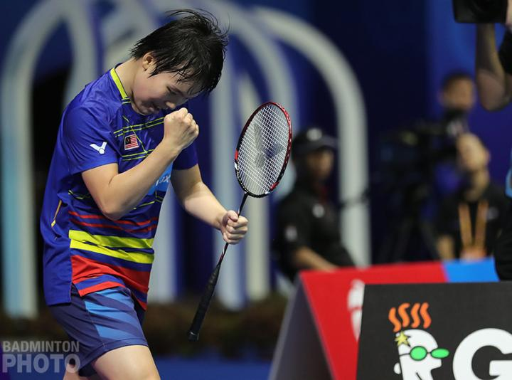 2018 BWF WORLD JUNIOR CHAMPIONSHIPS: GOH JIN WEI SET TO LEAD MALAYSIA SQUAD