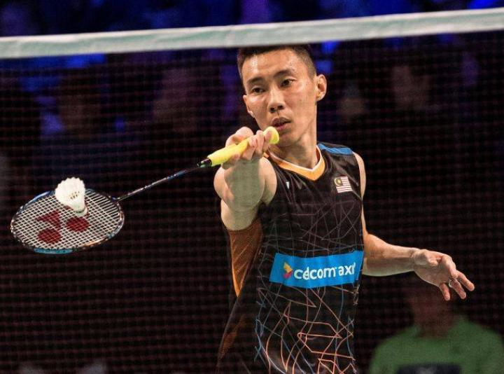 DATO' LEE CHONG WEI LEADS MALAYSIAN CONTINGENT BY EXAMPLE