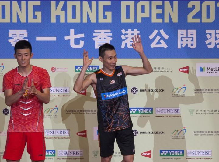 CHONG WEI MOVES TO THIRD IN WORLD RANKING
