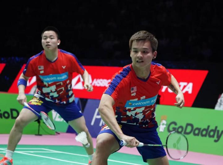 MALAYSIA WENT DOWN FIGHTING IN THOMAS CUP QUARTERFINALS