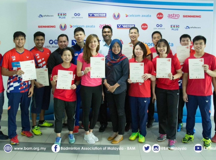 BWF Coach Level 1