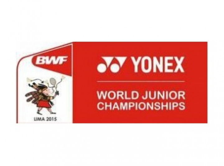 WORLD JUNIOR CHAMPIONSHIPS 2015 – MIXED TEAM DRAW
