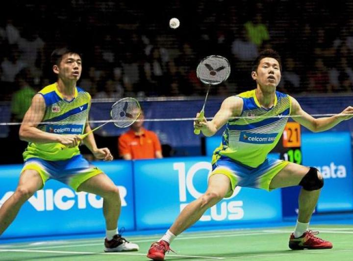 V SHEM-WEE KIONG & YEW SIN-EE YI RENEW PARTNERSHIPS TO BOOST MALAYSIA'S THOMAS CUP CAMPAIGN PREPARATIONS