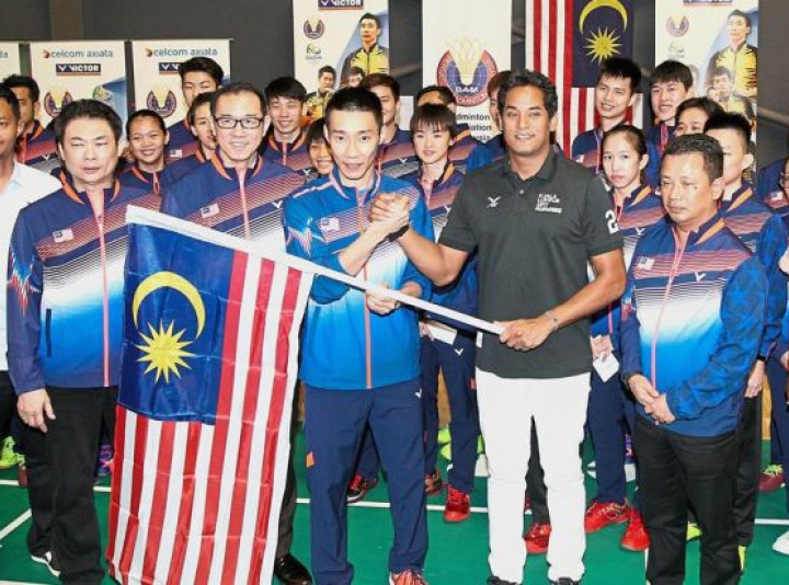 Khairy believes Malaysia have depth to capture Sudirman Cup